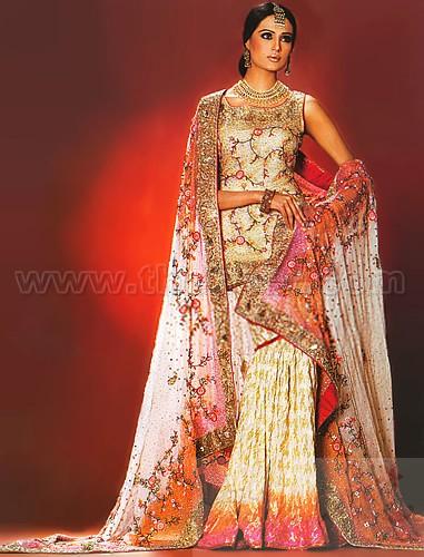 Asian Wedding Lehengas - Page 2 B057
