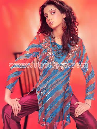 The Heer . com Shalwar Kameez, Pakistani Wedding Lehenga, Indian Lenghas Choli Bridal Dresses,Pakistani dresses, fashion Shalwar kameez, Indian dresses. Online Pakistani/Indian fashion clothing store. :  apparel pakistani dress paranda indian embroidered fashion clothes